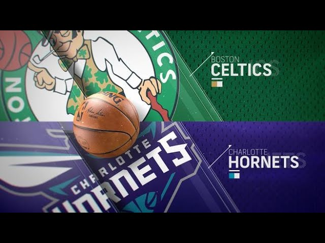 Hornets Lose Season Series Vs. Celtics