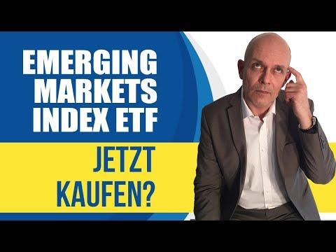 MSCI Emerging Markets Index ETF - Jetzt kaufen?