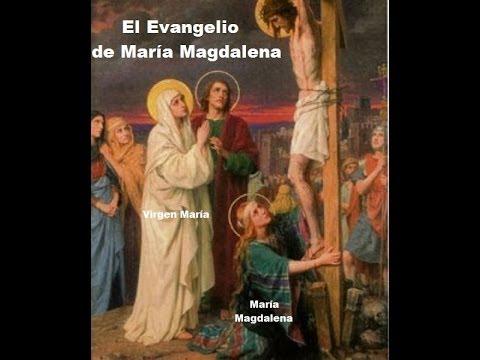 Resultado de imagen de evangelio de maria magdalena