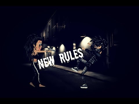 Dua Lipa - New Rules - MSP VERSION