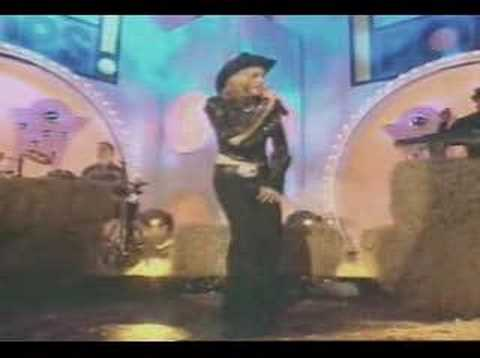 Madonna- Don't Tell Me live @ Top Of The Pops 2001