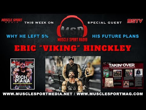 "Eric ""Viking"" Hinckley - ""Why I Left 5%"" (MSR 9/11/17)"