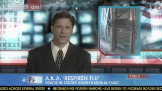 Zombie Apocalypse - Breaking News - National - 02