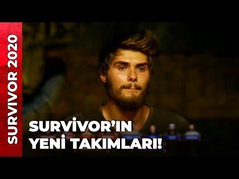İŞTE SURVİVOR'IN YENİ TAKIMLARI! | Survivor Ünlüler Gönüllüler