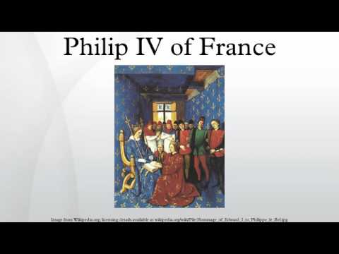 Philip IV of France