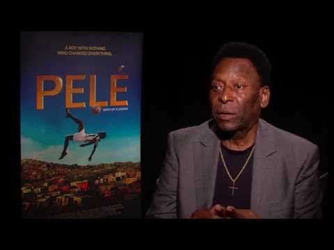 Interview with Pele - PELE: BIRTH OF A LEGEND - OUT NOW ON DVD & DIGITAL