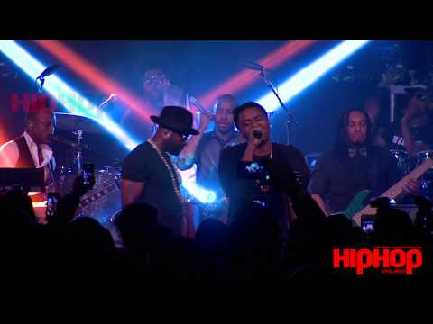 Exclusive: @Nas Performs Live at GQ Magazine Event #AllStarWeek