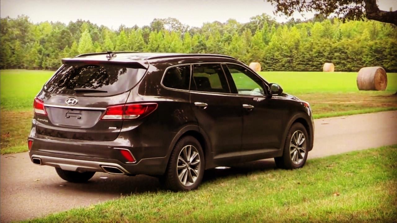 2017 Hyundai Santa Fe | an average guy's review - YouTube