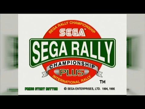 Import Gallery: Sega Rally Plus