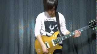 Orianthi / Untogether  ギターcover