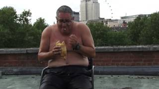 talkSPORT 'Moose' Ice Bucket Challenge