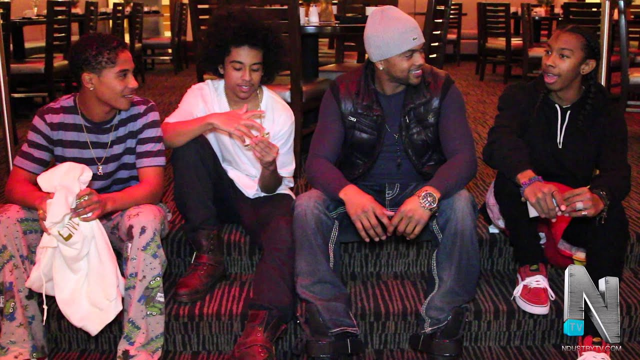 mindless behavior interview part ii going deep