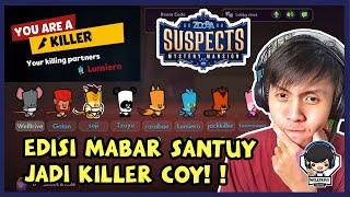 Mabar Rame Rame jadi KILLER!! Mapnya makin Gede cuy - Suspects : Mystery Mansion screenshot 3