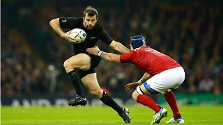 Bewildering All Blacks skills v France