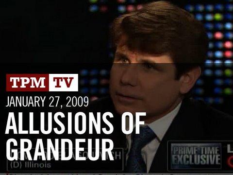TPMtv: Allusions Of Grandeur