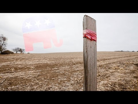 Papantonio: Republicans Trying To Steal Land In Nebraska for Keystone - The Ring Of Fire