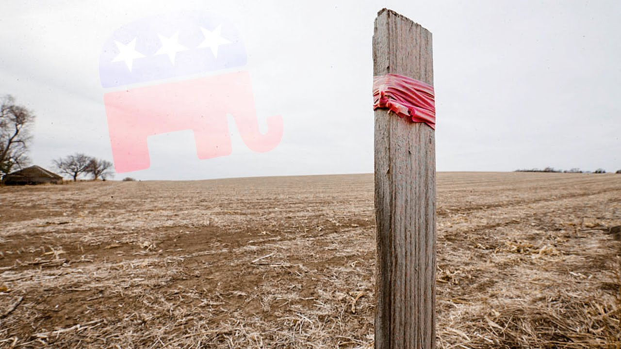 Papantonio: Republicans Trying To Steal Land In Nebraska for Keystone