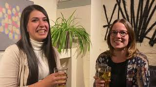 Ahed und Anja erzählen über ihre Freundschaft