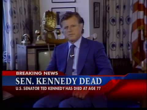 Look Back at Senator Ted Kennedy's Life and Times