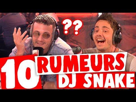 DJ SNAKE RÉPOND AUX 10 PLUS GROSSES RUMEURS SUR LUI !