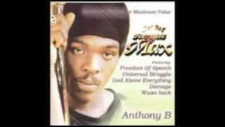 Anthony B   Bobo Cloth