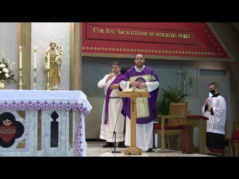 Daily Mass 12/1/20