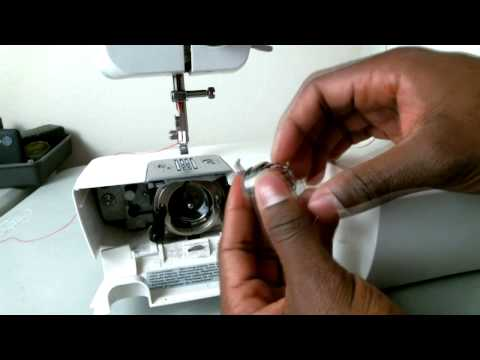 How To Thread Brother Lx