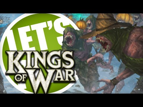 Round Breakdown: Kings of War Third Edition