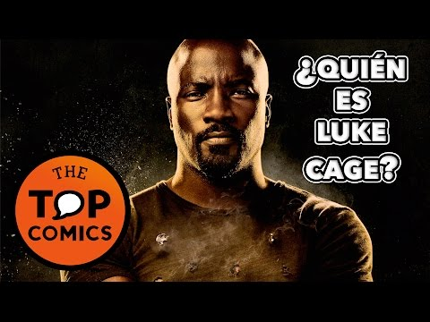 8 cosas que debes saber de Luke Cage