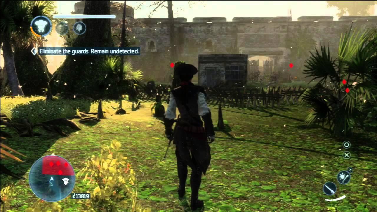 assassins creed liberation gameplay