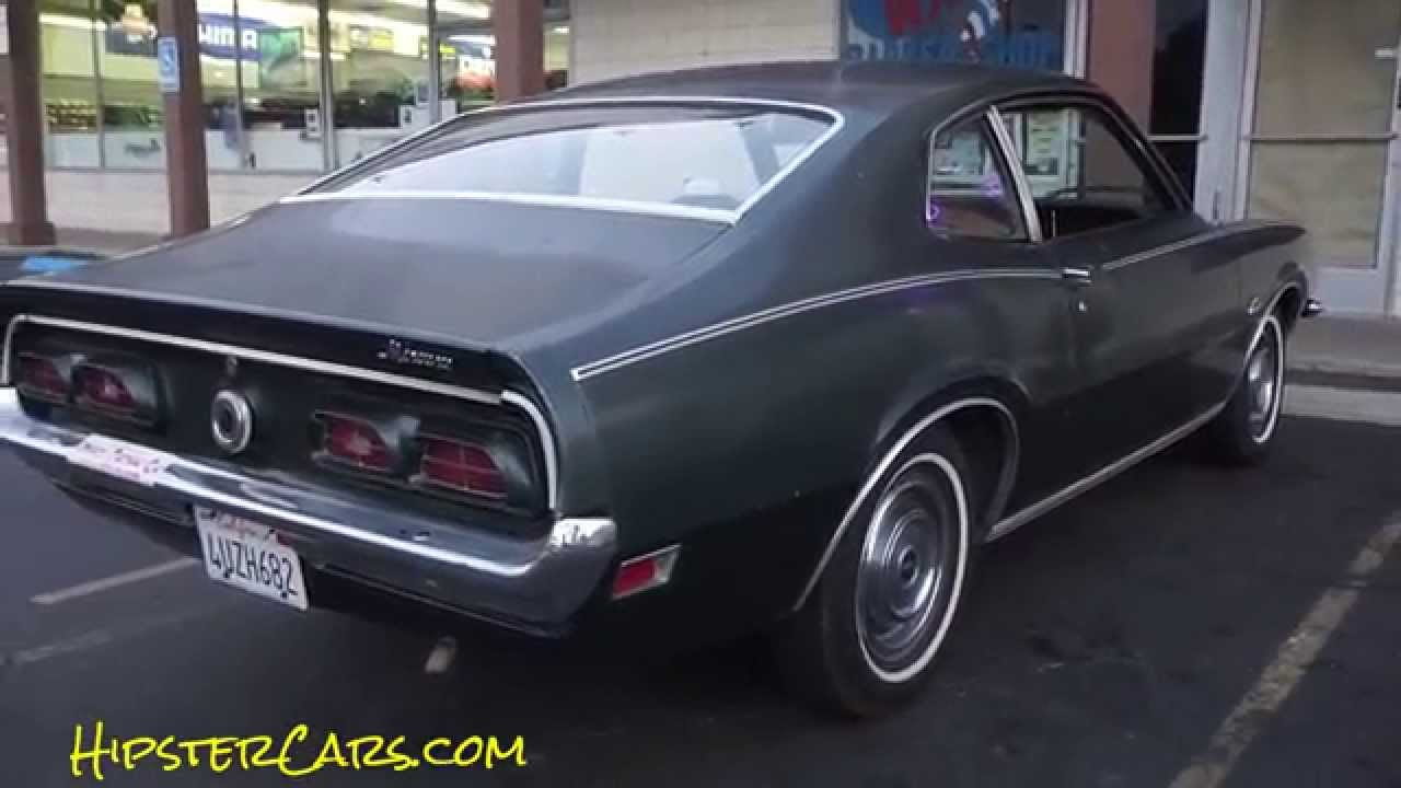 Mercury Comet Coupe Ford Maverick Body Classic Car Video