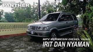 Review Isuzu Panther 2.5 LS 2002 dan Test Drive - CarVlog Indonesia - CarVlog#19