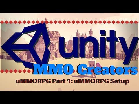 Episode 2: uMMORPG Setup | uMMORPG Tutorial Part 1 | Unity MMO Creators thumbnail