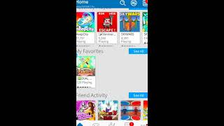 Tutorial how to log into your ROBLOX account on your computer and move to your mobile