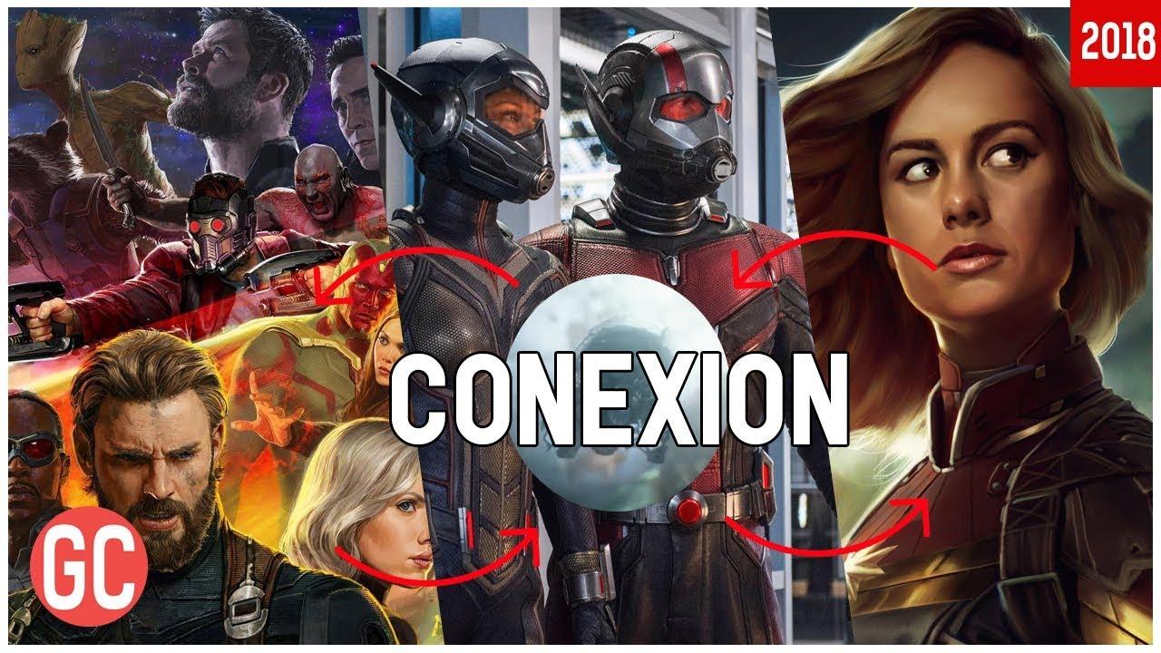 Esta Seria La Conexión Entre Avengers: Infinity War, Ant