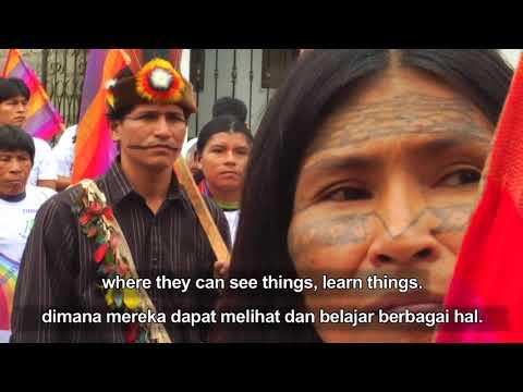 Sarayaku Leadership: Wisdom of the Elders, Power of the Youth