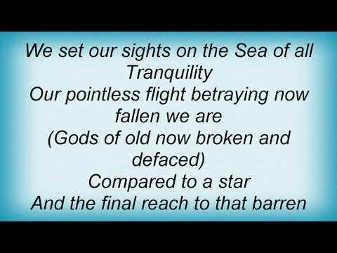 Barclay James Harvest - Sea Of Tranquility Lyrics