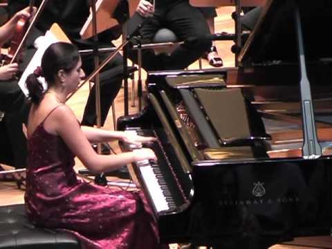 Warsaw Concerto - Richard Addinsell - Mariana Popova