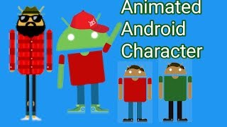 How to make android character in 1 minute  Androfy  LIFE HACKS HINDI