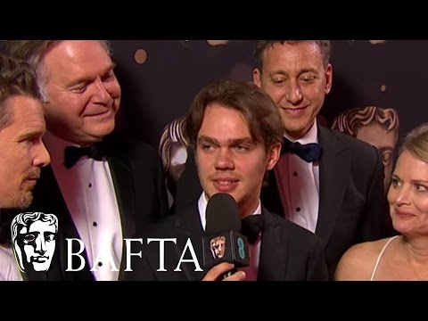 Boyhood  BAFTA Best Film Winner 2015  Backstage