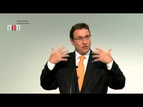 Lecture by Achim Steiner, Executive Director, United Nations Environment Programme