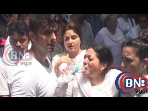 Music Director Aadesh Shrivastava Death At Many Bollywood Guest
