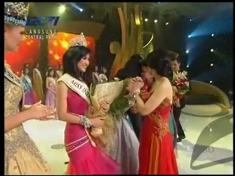 Miss Indonesia 2011 RCTI - Momen2 Crowning Astrid Ellena, Miss Indo '11 (HQ)