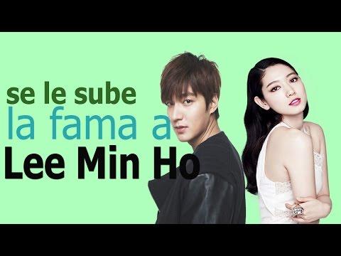 A Lee Min Hoo Se le Sube La Fama? ¿Suzy Celosa de Park Shin Hye?