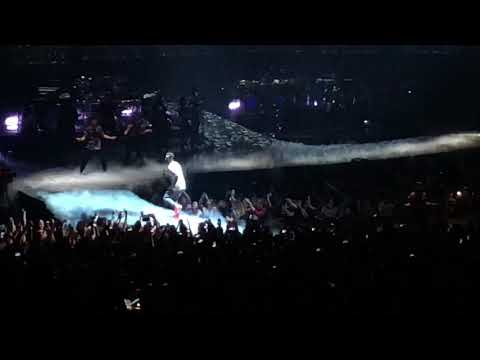 Justin Timberlake - Cry Me a River - live...