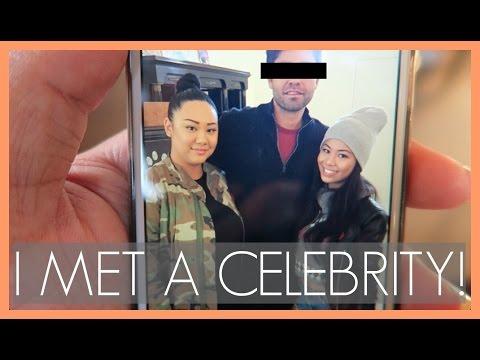 I MET A CELEBRITY! | LifeWithGer Vlogs (#89)