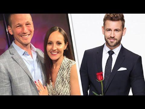 """JP & Ashley Hebert Sound Off on Nick Viall's """"Bachelor"""" Drama"""