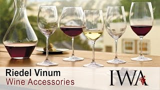 Riedel Vinum Wine Glasses Unboxing