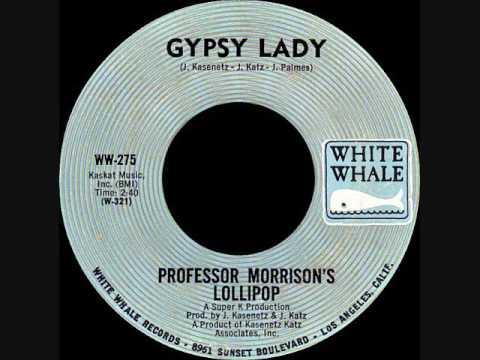 Professor Morrison's Lollipop - Gypsy Lady