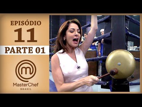 MASTERCHEF BRASIL (16/05/2017) | PARTE 1 | EP 11 | TEMP 04